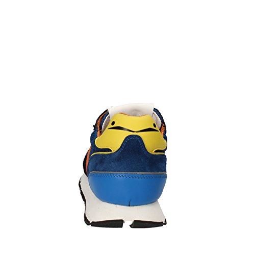 Voile Blanche , Baskets pour homme Bleu