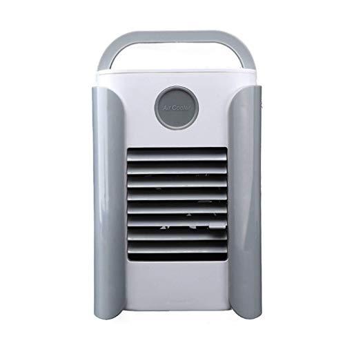 Condizionatore- Deodorante portatile Ventilatore Deodorante for ambienti, Mini climatizzatore for interni Risparmio energetico, USB Bluetooth Connessione FM al telefono cellulare Musica, Aria condizio