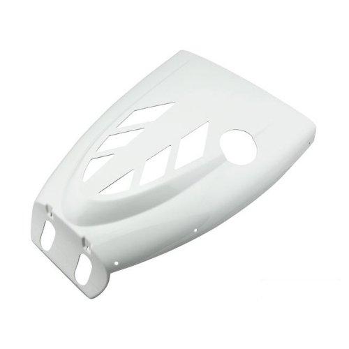 Passage sur Roue arrière BCD pour Aprilia SR50 netscaper/Stealth/www, Blanc (Ref. pdr01101)