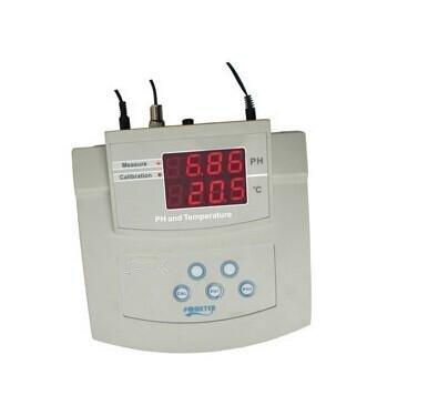 Gowe PH-Messgerät, der Industrie PH Meter, der Industrie Leitfähigkeit Bereich: PH 0,00~ 14.00PH;? C: 0~ 100? C (Meter Leitfähigkeit Bereich)
