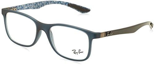 Ray-Ban Herren Brillengestell 0rx 8903 5262 55, Blau (Matte Blue)