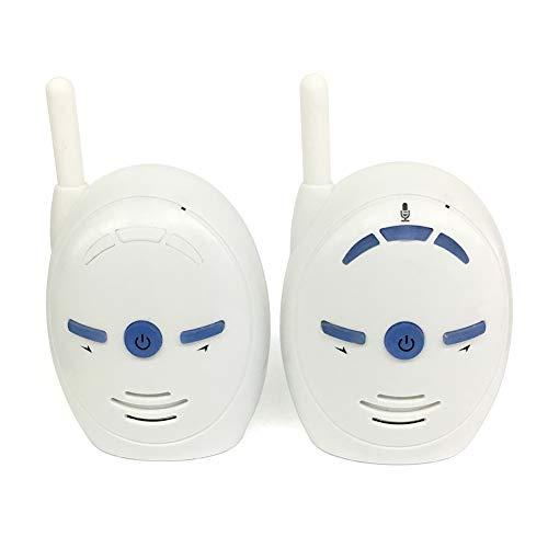 1 Juego de Audio Digital Baby Monitor inalámbrico Monitor de voz con la unidad para padres Talk sistema...