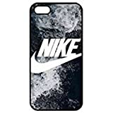 TPU With Hard PC Back Protective Cover Just Do It Nike Logo Case Skin for Apple iPhone 5/5S/SE of the Just Do It Nike Logo Phone Case, Brand Logo Pattern Just Do It Nike Logo Case for Apple iPhone 5/5S/SE, The Just Do It Nike Logo Phone Case Hard Back TPU Bumper Case