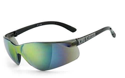 Preisvergleich Produktbild King Kerosin®: Bikerbrille, Motorradbrille, Sonnenbrille - KK2240-agv