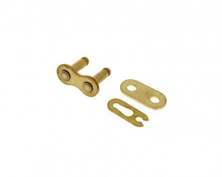 Clip Kettenschloss KMC gold - 428