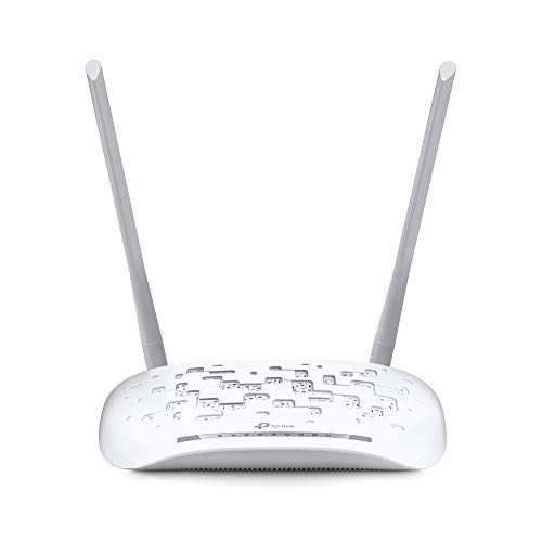 TP-Link TD-W8961N Wireless N ADSL2+ Modem-Router (300 Mbit/s) - 4 Port Wireless-breitband-router
