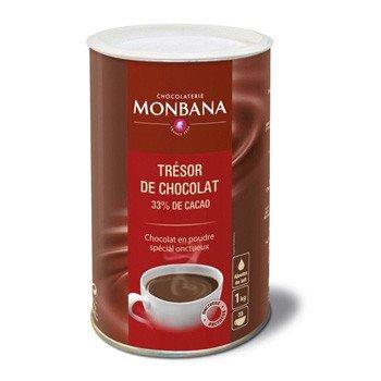 Trésor de Chocolat 33% Chocolate Powder Monbana 1000g