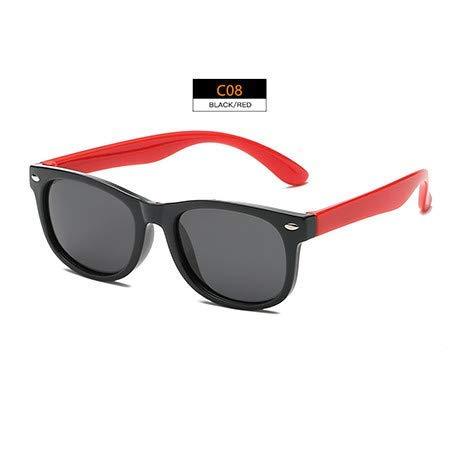 GFF Brand Nail Silicone Safety Software Polarisierte Katzenauge Kindersonnenbrille Herren- und Babybrille Fashion UV400
