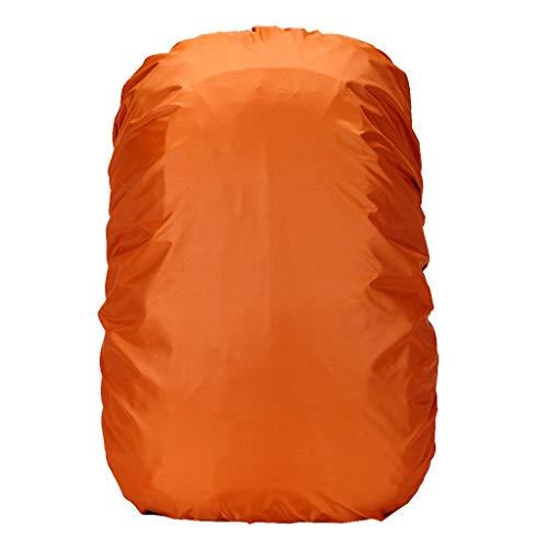 Pwtchenty Wasserdichte Abdeckung 70l RegenHülle Hülle Wasserdichte Rucksack Abdeckung Tasche Rucksack Campus Backpack Nylon Wander HüFttaschen Wanderrucksäcke Sport Outdoor Reisetaschen Tasche -