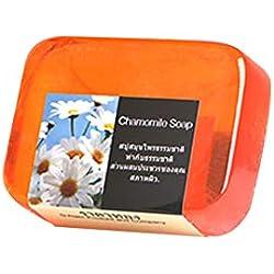Angmile Blume ätherisches handgemachte Seife Körper Behandlung natürliche Whitening feuchtigkeitsspendende Mitesser Entferner Öl-Steuerelement Hautpflege