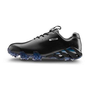 Mizuno Genem Elite Chaussures de golf pour homme noir Noir Size 11