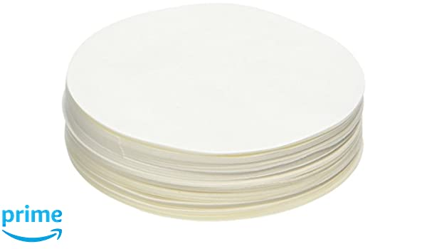 Slow Filtering Pack of 100 44 Camlab 1171162 Grade 14 Ashless Quantitative Filter Paper 90 mm Diameter