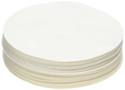 Camlab 1171162 Grade 14 [44] Quantitative Filter Paper, Slow Filtering, Ashless, 90 mm Diameter (Pack of 100)