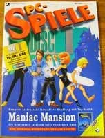 Maniac Mansion -LucasArts-MS-DOS
