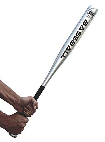 SuperEE Hochwertiger Baseball-Schläger aus solidem Aluminium