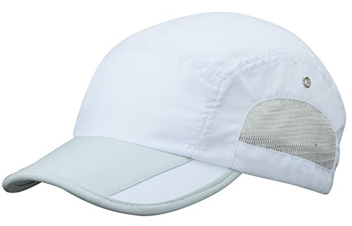 mb-sports-baseball-cap-high-quality-hat-6-colours-mb6522-white-light-grey