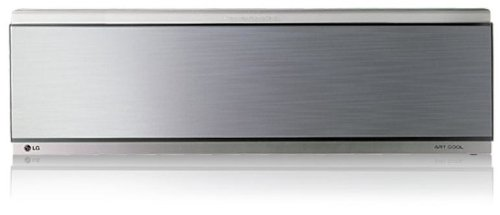 LG C12AWR - AIRE ACONDICIONADO (1090W  1260W  220-240V  MONTAR EN LA PARED  91 5 CM  1 5 CM) PLATA