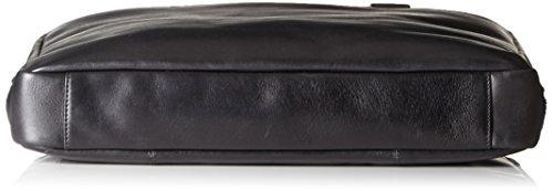 JOST 1713-001 Aktentasche, 38 cm, Black Black