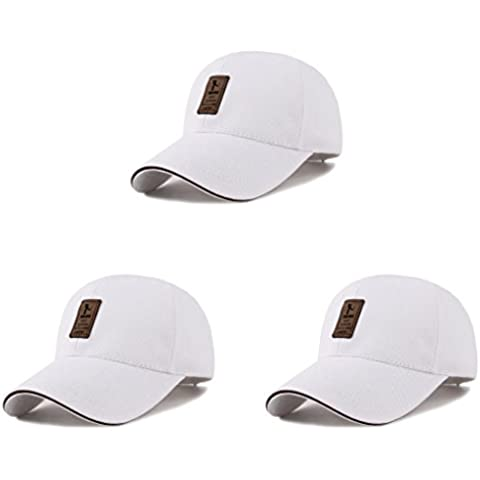 Skysper Nueva unisex gorra de béisbol Hip Hop golf motocicleta sombrero algodón Cap Snapback para hombre mujer, 9