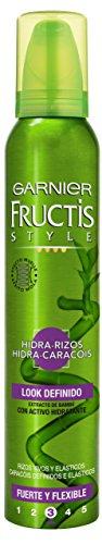 Garnier - Espuma Hidra-Rizos 5 Acciones Fructis Style 200ml - [paquete