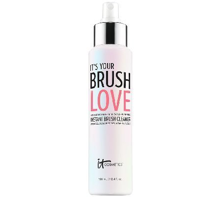 IT Cosmetics It's Your Brush Love Instant Brush Cleaner 3.4 oz. by It...