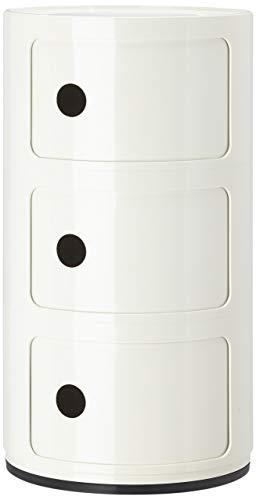 Kartell 496703 Contenitore componibile Colore: Bianco