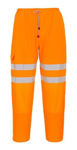 S471 Portwest-Hi-Vis Jacket 4en1 contraste-Taille XXL orange