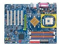 Gigabyte GA-8IPE1000G P4 i865PE ATX 4GB DDR Socket 478 ATX - Placa base (4 GB, Intel, Socket 478, Ethernet/Fast Ethernet/Gigabit Ethernet, ATX, Norton Internet Security 2003 Norton Anti Virus Norton Personal Firewall Norton Privacy...)