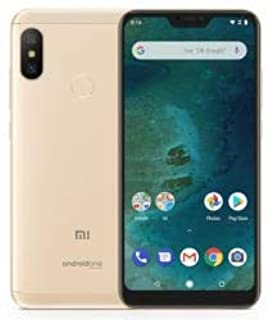 Xiaomi Mi A2 Lite - (Dual SIM) 64GB 5.84-Inch Android 8.1 UK Version SIM-Free Smartphone - Gold (Official UK Launch) (B07G8VPHG3) | Amazon price tracker / tracking, Amazon price history charts, Amazon price watches, Amazon price drop alerts