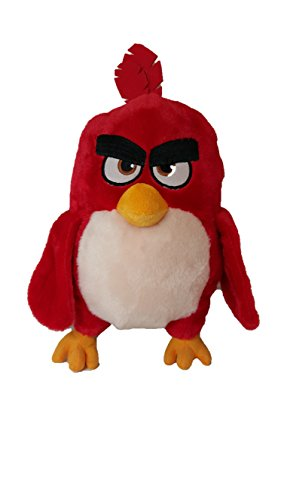 Angry Birds Red Bird Plush Soft Toy 30cm