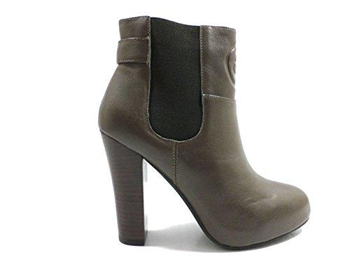ARMANI JEANS scarpe donna 39 EU tronchetti / stivaletti marrone scuro WH771