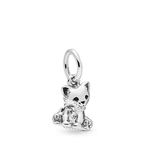 Pandora Charm Anhänger Katze Sterling Silber