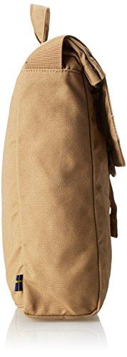 Fjällräven Borsa Sacco Fold no. 3, Unisex, Umhängetasche Foldsack No 3, sabbia, 25 x 7 x 30 cm, 6 Liter sabbia