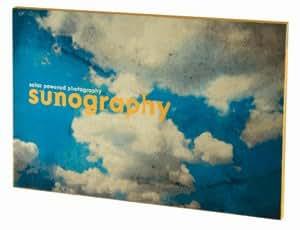 sunography à énergie solaire Historique Papier Photo Photo processus