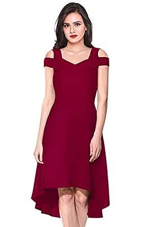 Illi London Women's Midi Dress.