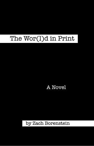 The Wor(l)d In Print: Amazon.es: Zach Borenstein: Libros en ...