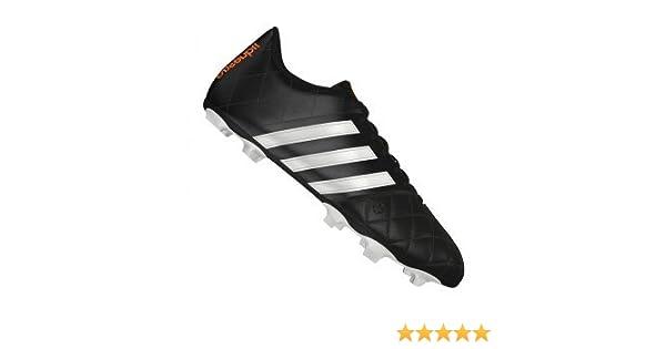 Adidas Adidas 11 Questra FG Leather Scarpini Calcio Uomo Bianchi Pelle B34123