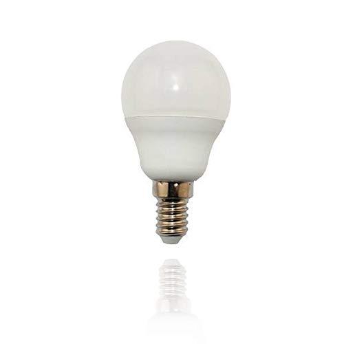 LED Lampe Tropfen E14 3,5W matt 2900K -