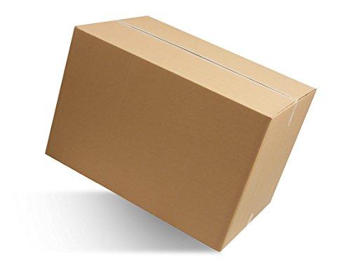 Imballaggi 2000 - scatola di cartone doppia onda imballi 60x40x40 trasloco spedizioni pezzi 15