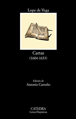 Cartas: (1604-1633) (Letras Hispánicas)