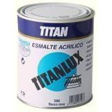 Titan Acryllack, glänzend blau hell 375ml