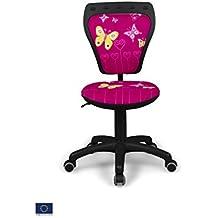 Sillas giratorias infantiles for Precios sillas giratorias para escritorio