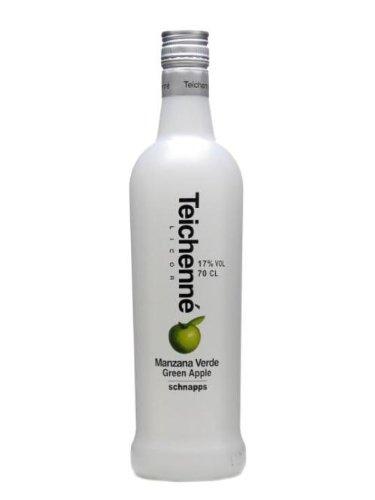 Teichenne manzana Green Apple Schnapps Liqueurs