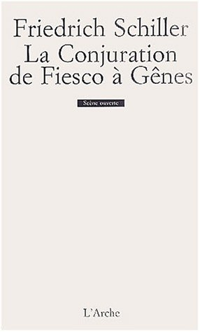 La conjuration de Fiesco à Gênes