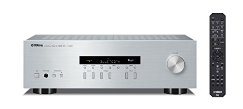 Yamaha RS-202D Stereo-Receiver DAB silber - Auto Stereo Dab