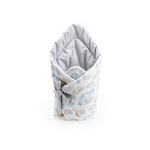 babydecke Baby Swaddle Wickeltuch Baby Pucksack Baby Einschlagdecke Baby Decke Schlafsack Neugeborene Baby Wickeldecke Warm Weich Swaddle Blanket Für Jungen und Mädchen 100% Baumwolle Decke