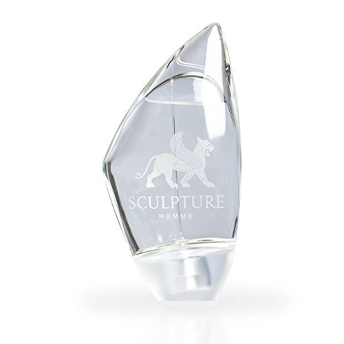 Sculpture FOR MEN by Nikos - 100 ml EDT Spray by Empori