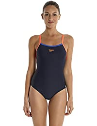 Speedo Damen Badeanzug Thinstrap Muscleback