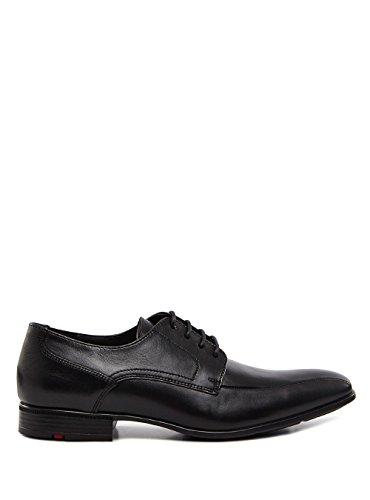 Lloyd  15-143-00, Chaussures de ville à lacets pour homme Noir