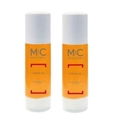 Meister Coiffeur M:C Xtreme Gel Hair Gel 100ml 2 Stück